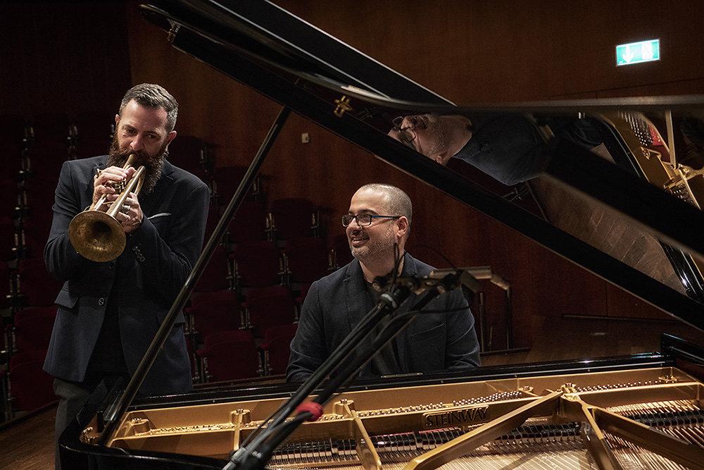 Avishai Cohen, Jonathan Avishai Lugano 2018