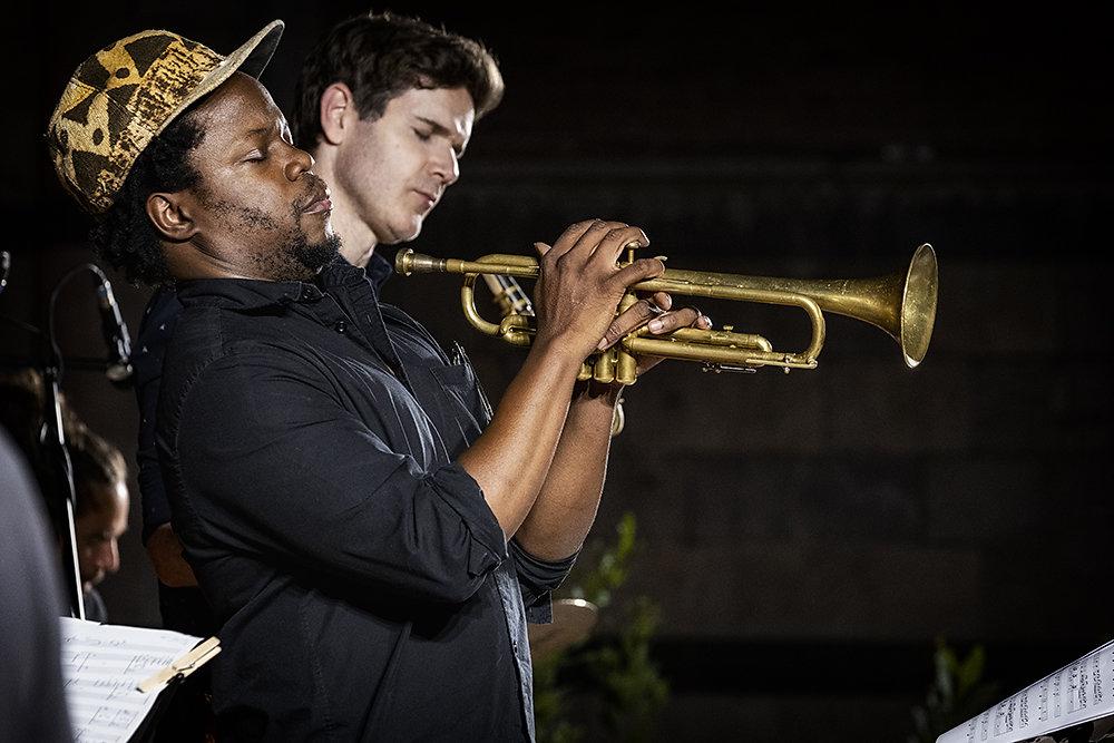 Ambrose Akinmusire, Ben Wendel - Siena 2019